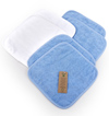 Baby Organic Turkish Cotton Soft Sensitive Natural Washcloths