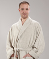 Bamboo Towelling Robes for him