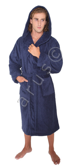 Bathrobes With Hood