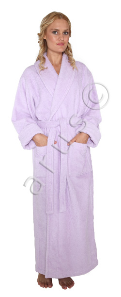 Long Bathrobes